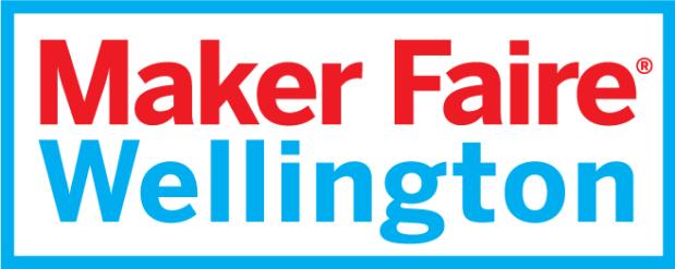 Maker Faire Wellington logo