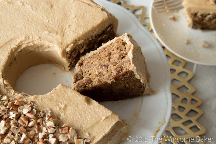 Coffee + Pecan Cake-14