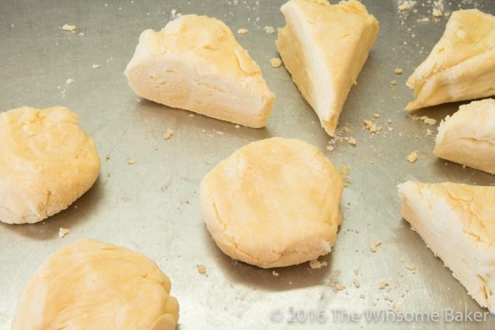 Blueberry Cream Cheese + Mint Crostatas-13