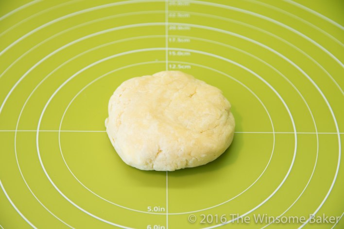 Blueberry Cream Cheese + Mint Crostatas-6