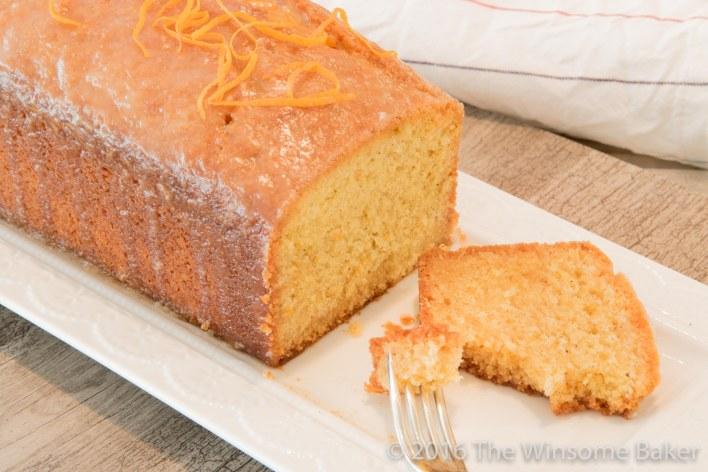 Spiced Orange + Almond Loaf-7