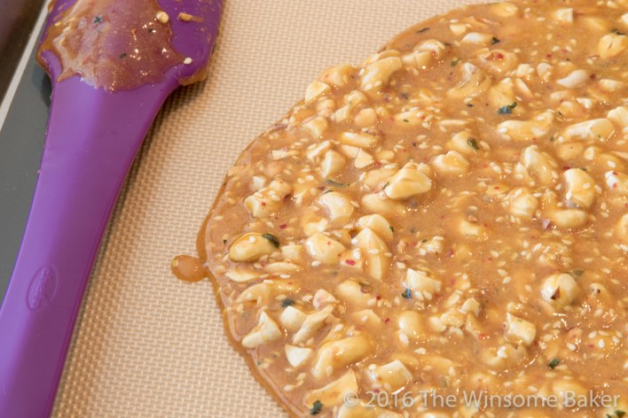 Toasted Sesame, Cashew + Chili Brittle-4