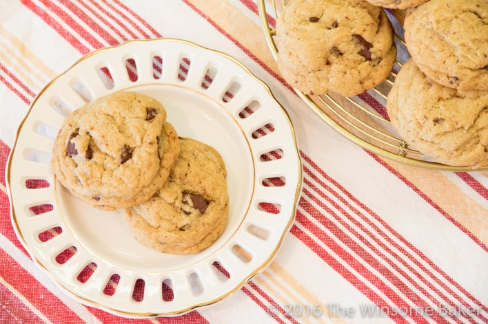 Whiskey + Salted Caramel Chocolate Chip Cookies -17
