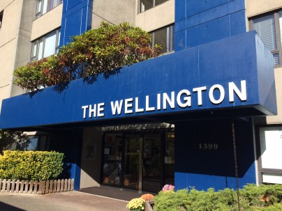 Welcome to The Wellington!