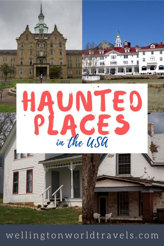 Best Haunted Places In The USA To Visit In October - Wellington World Travels