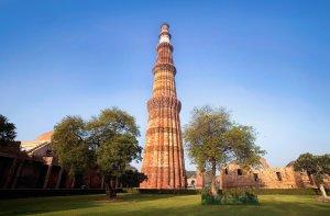Photo Essay: Qutub Minar in Delhi, India