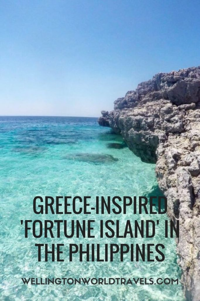 Ultimate Guide to Fortune Island - Wellington World Travels   travel guide   travel destination   travel bucket list ideas #travelguide #Philippines