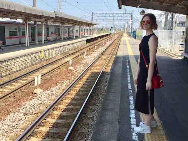 expat life - japan