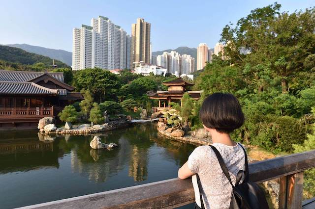 Interview with Charmaine: Expat Life in Hong Kong