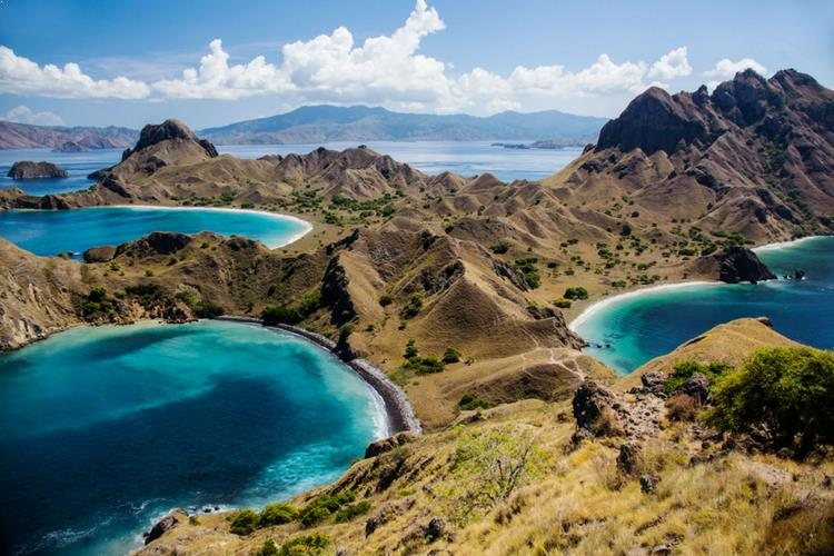 Komodo Islands, Sumatra, Indonesia