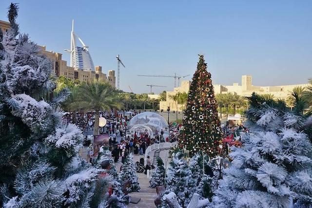 Christmas festive market