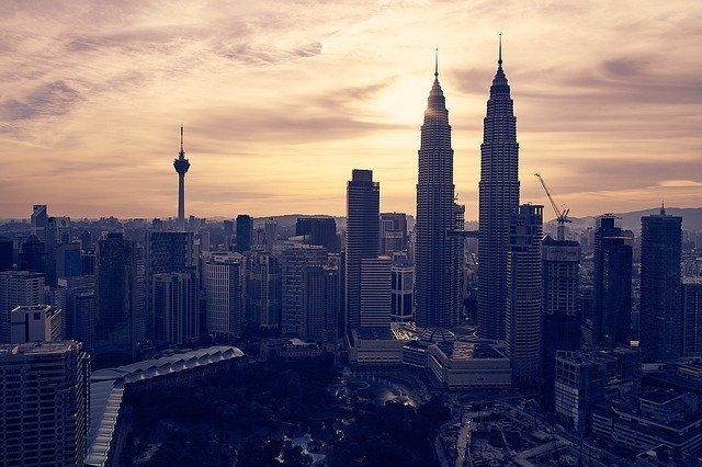 Petronas Tower, Kuala Lumpur, Malasyia