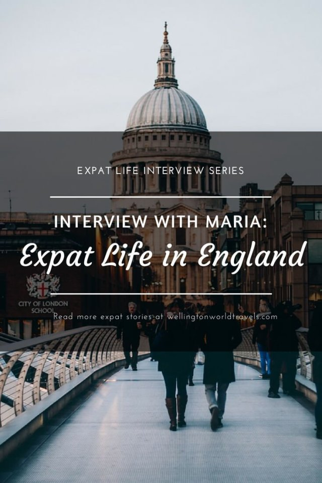Interview with Maria: Expat Life in England - Wellington World Travels   Trinidadian expat living in England   expat life living abroad #EnglandExpat #expat #expatlife