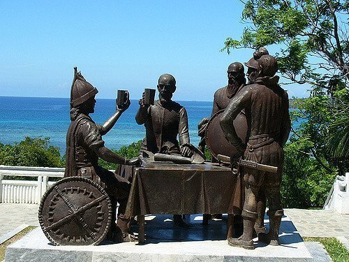Blood Compact Shrine, Bohol