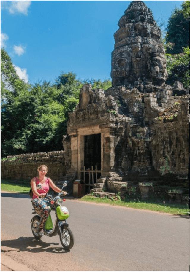 Cambodia Sightseeing