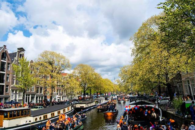 Amsterdam, Netherlands by Wanderlusting K