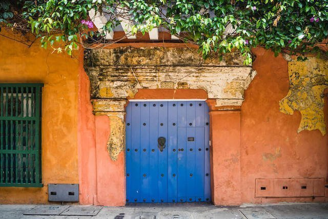 Cartagena, Colombia by Living Out Lau