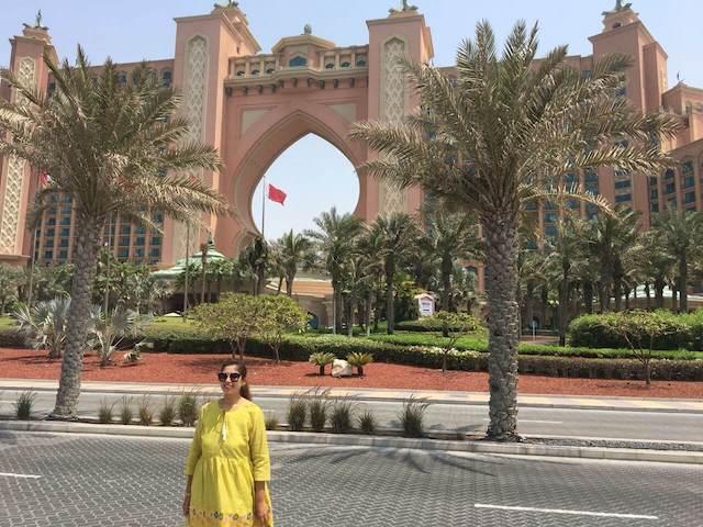 Dubai, UAE by The Sane Adventurer