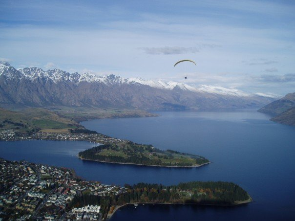 Queenstown, New Zealand by Natalie Explores