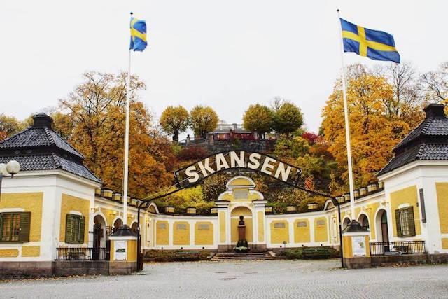 Skansen, Stockholm by Rayner en Route
