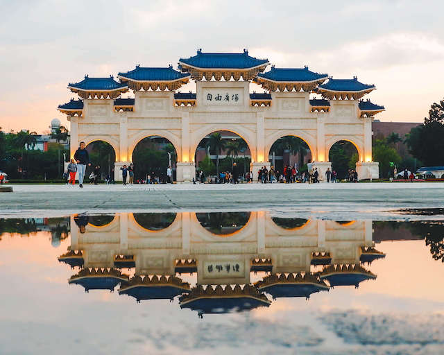Chiang Kai Shek, Taiwan by How She Wanders