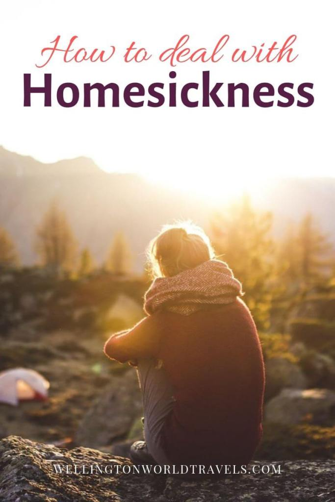 How to Deal with Homesickness - Wellington World Travels