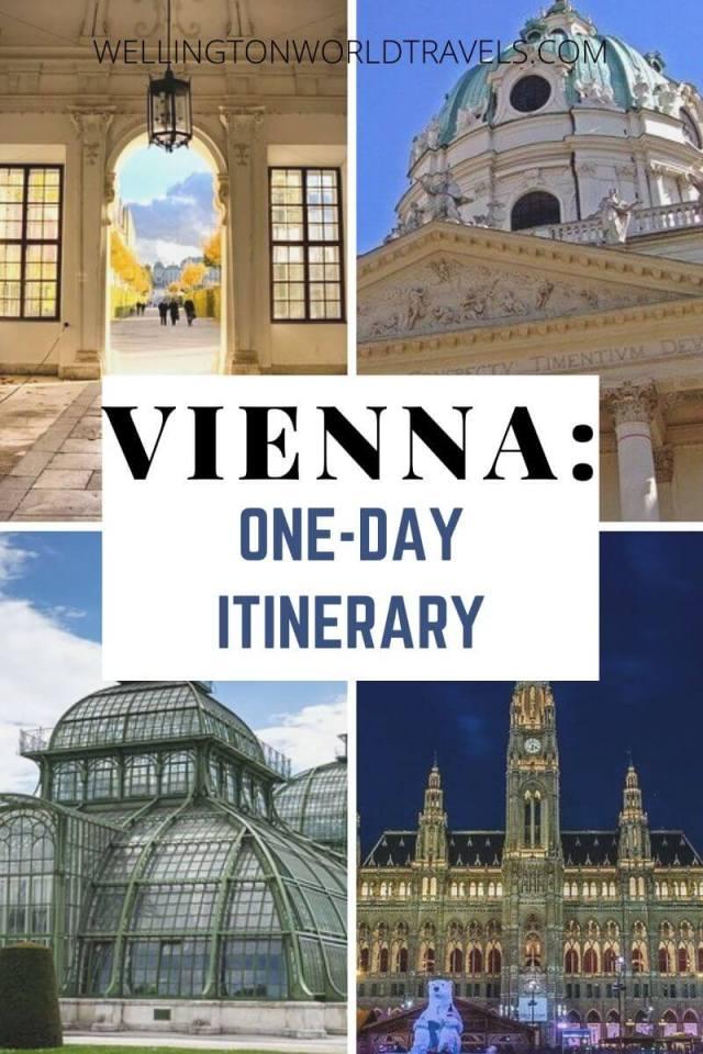 Vienna One Day Itinerary - Wellington World Travels