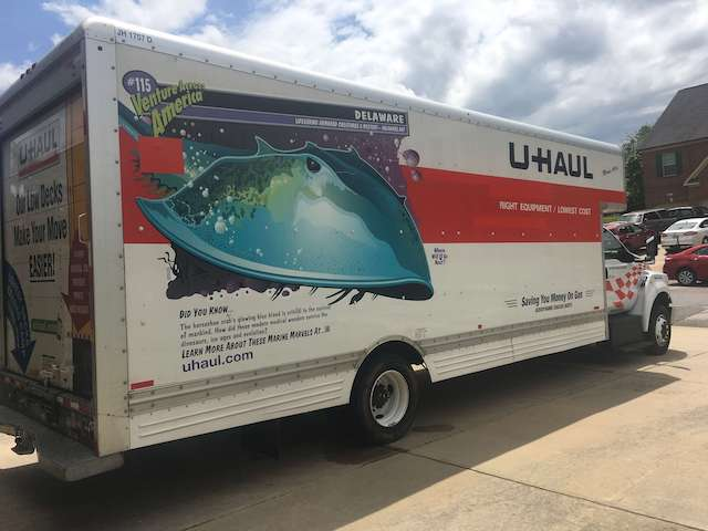 haul moving van