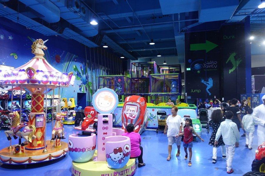 Magic Planet Dubai