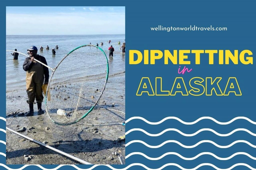 Guide to Dipnetting in Alaska - Wellington World Travels
