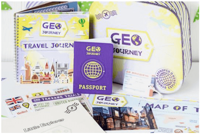 Geo Journey (subscription box)