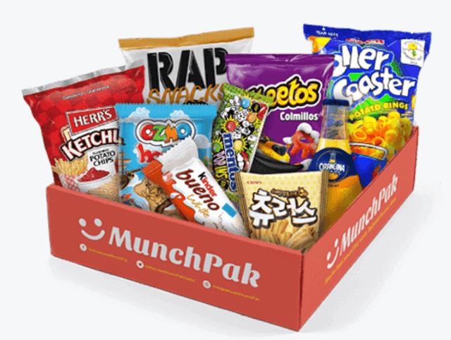 Munch Pak (subscription box)