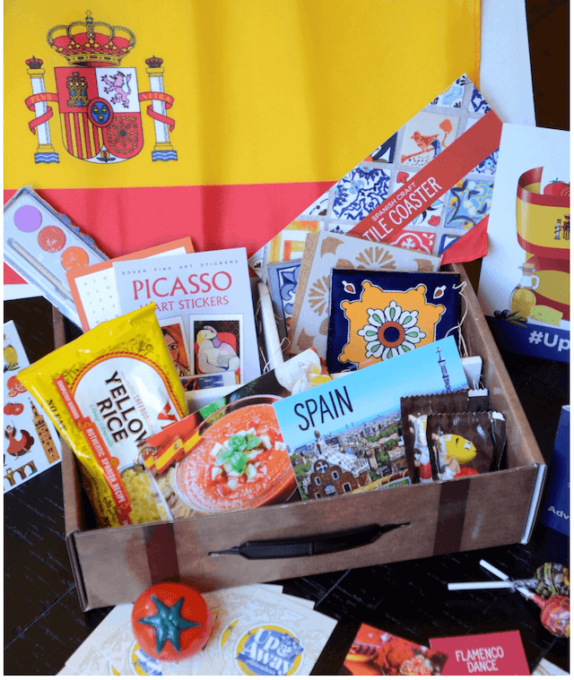 Up and Away Adventure (subscription box)