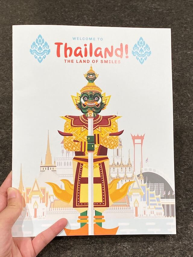 Adventure Guide - Thailand with Little Global Citizens