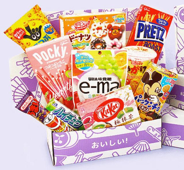 Japan Candy Box [subscription box]