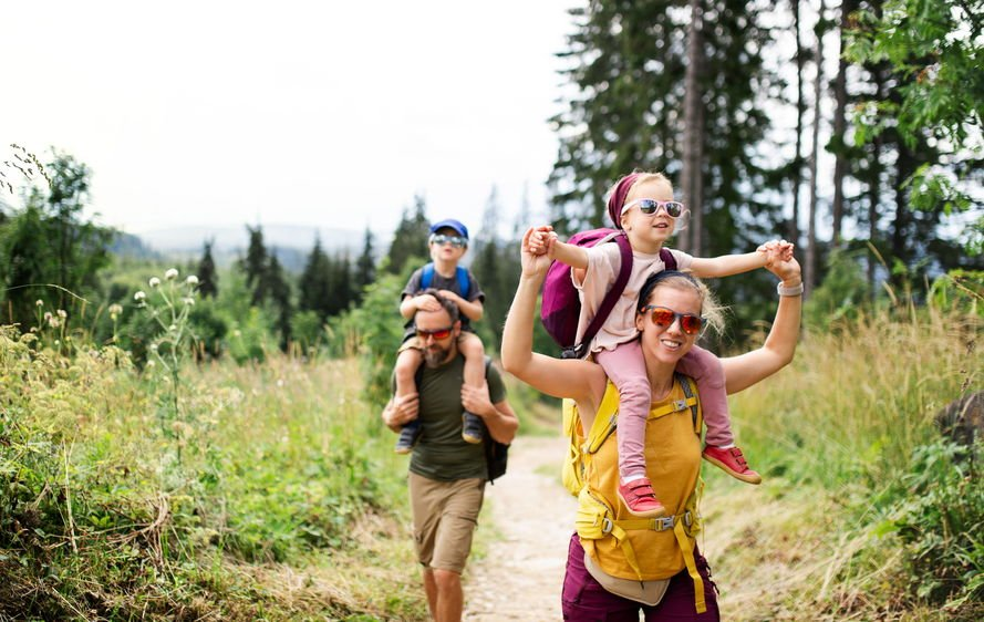 Tips for Hiking With Kids and Make the Adventure More Fun - Wellington World Travels