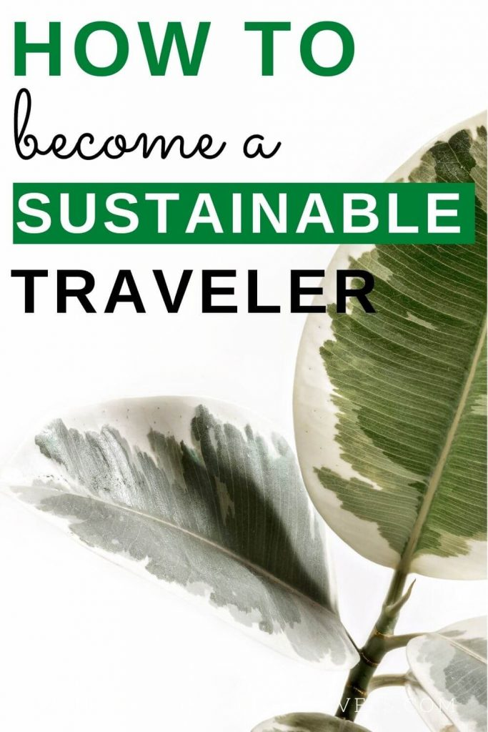How to Become A Sustainable Traveler - Wellington World Travels