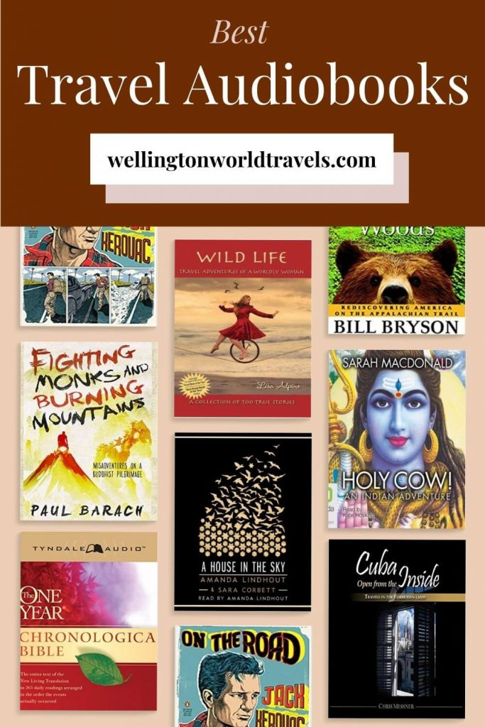 Travel sudiobooks