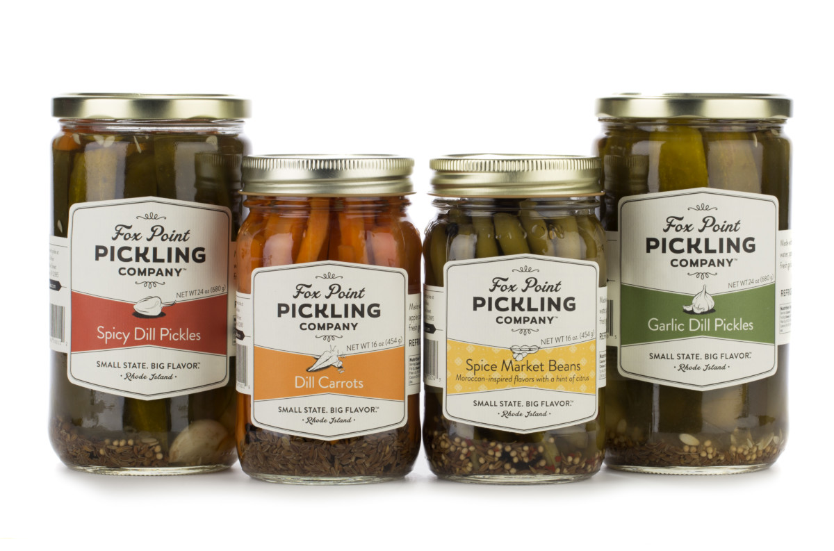 Made in New England Series: Ziggy Goldfarb from Fox Point Pickling Company