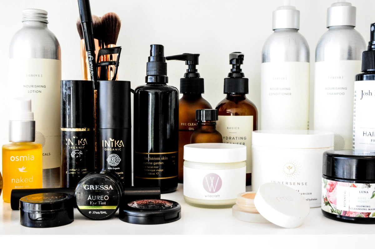 #MyCleanBeautyShelf: This Organic Girl's Morning Routine
