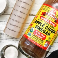 Mask Monday: This DIY Apple Cider Vinegar Detox Will Make Your Hair So Soft