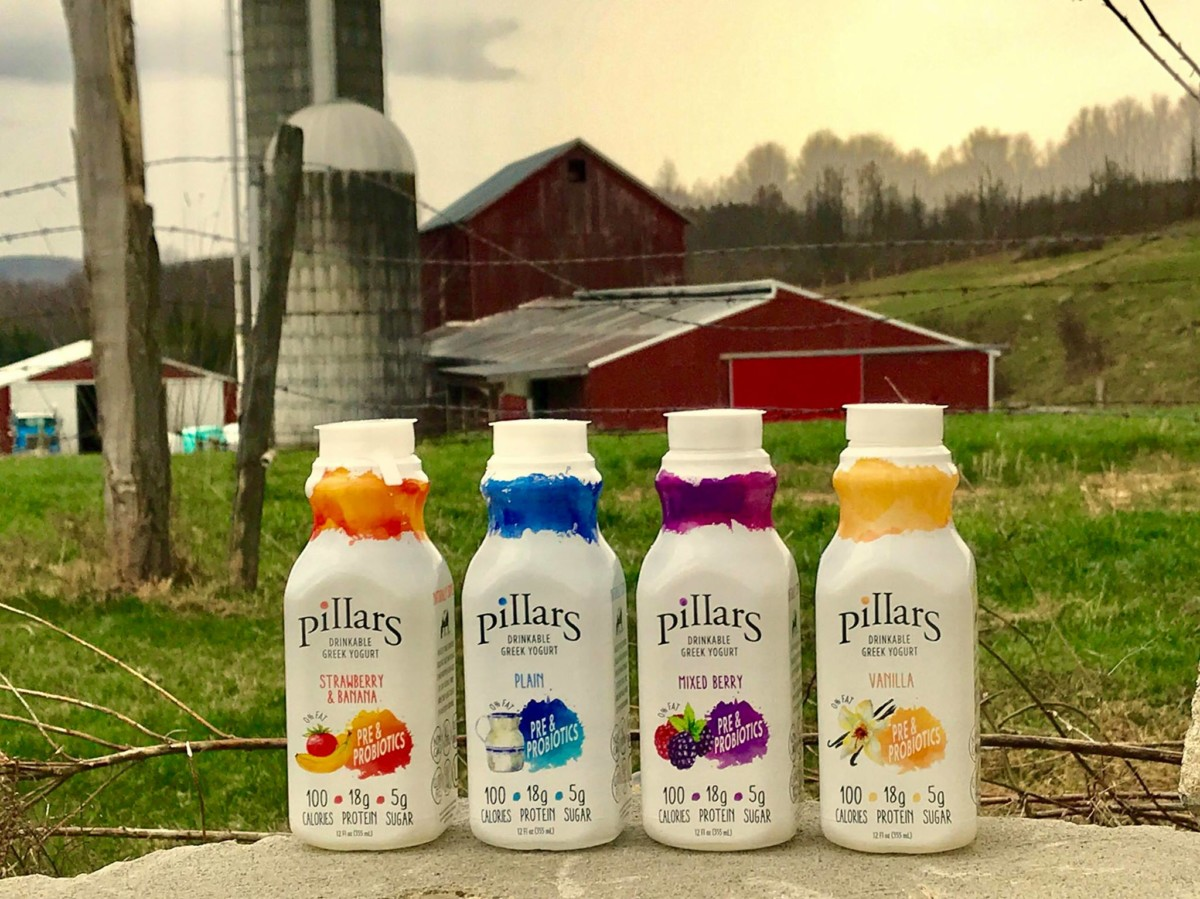 Made in New England Series: Meet Eric Bonin of Pillars Yogurt