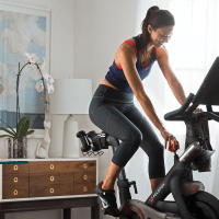 I Tried Peloton to Come Back From an Injury—And Here's What Happened