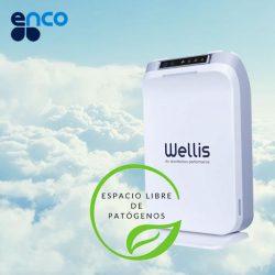 Wellis Air Enco. Adiós a los Virus