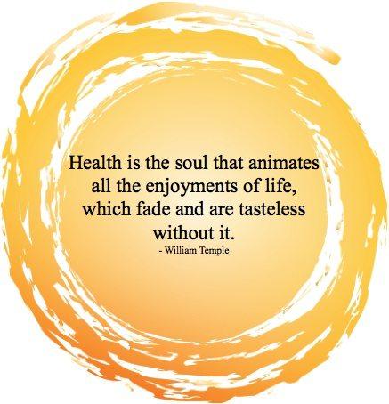Inspiration-healthy soul