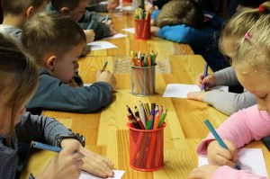 An Adult's Role in a Montessori Preschool Environment