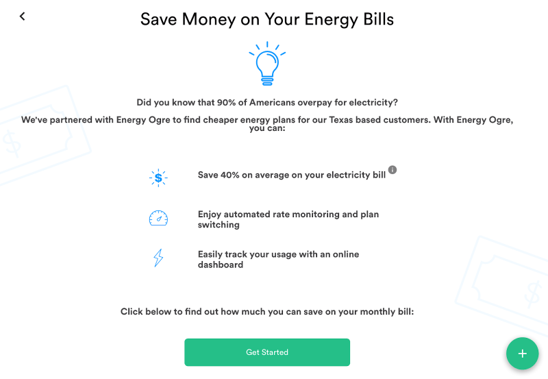 Trim energy bills