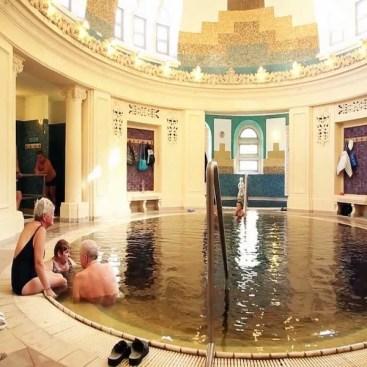 Arpad banja i bazeni, Bekeščaba