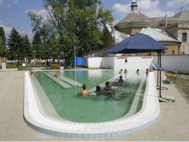 Banja i kupalište, Kiškunfeleđhaza Mađarska