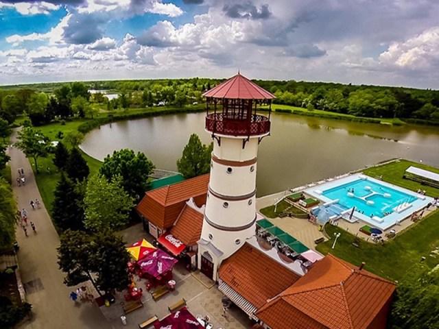 Banja kupalište Đoparoš, Orošhaza Mađarska